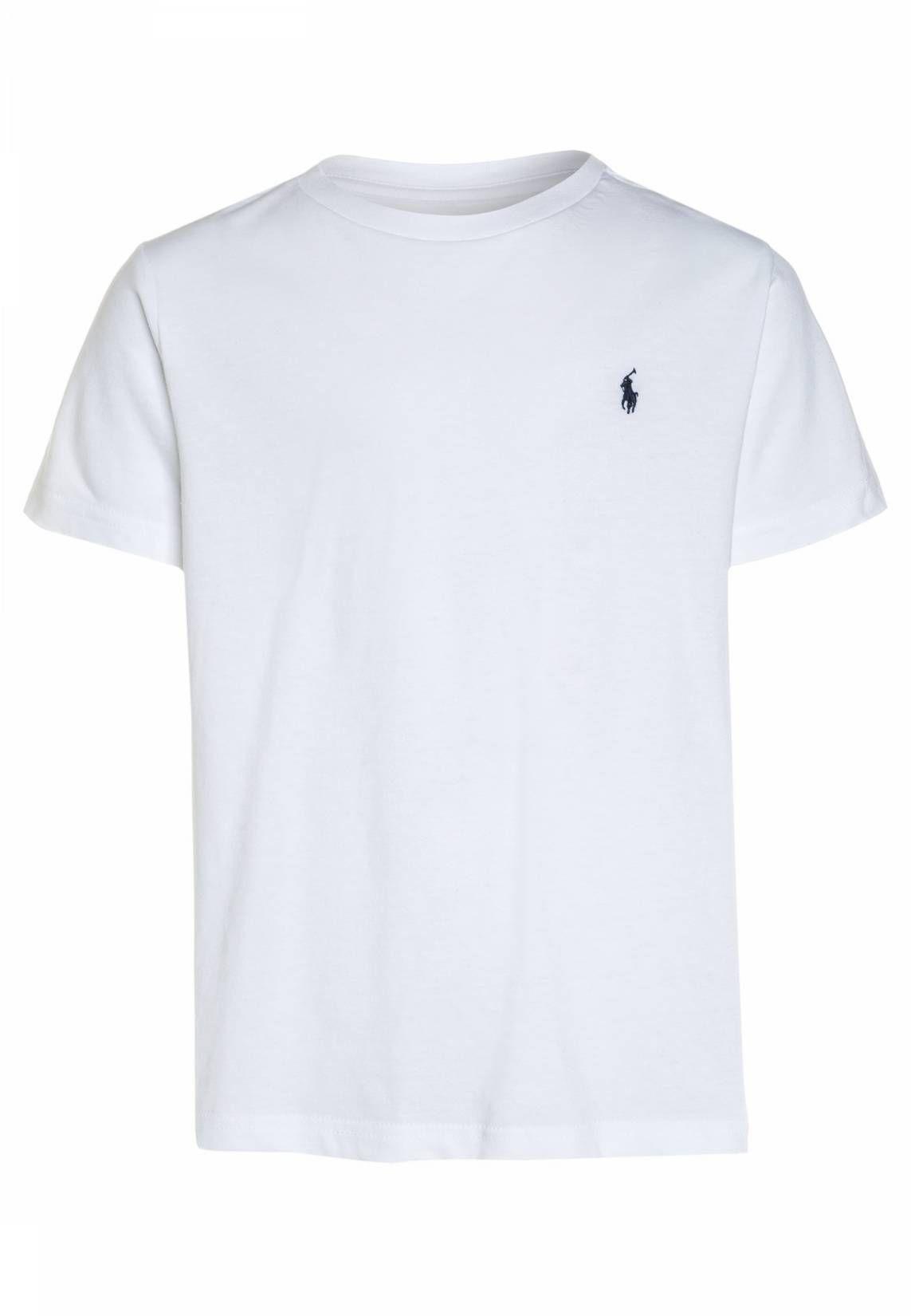 1f30a224d82034 T-shirt basique - white   Zalando ♥ T-shirts   Pinterest   Polo ...