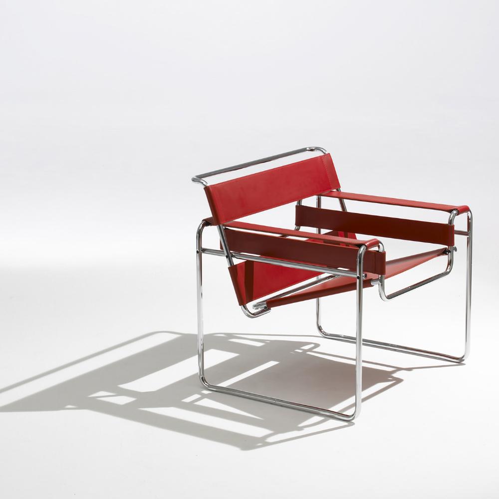 Behance 검색 Bauhaus Furniture Wassily Chair Furniture Design Chair