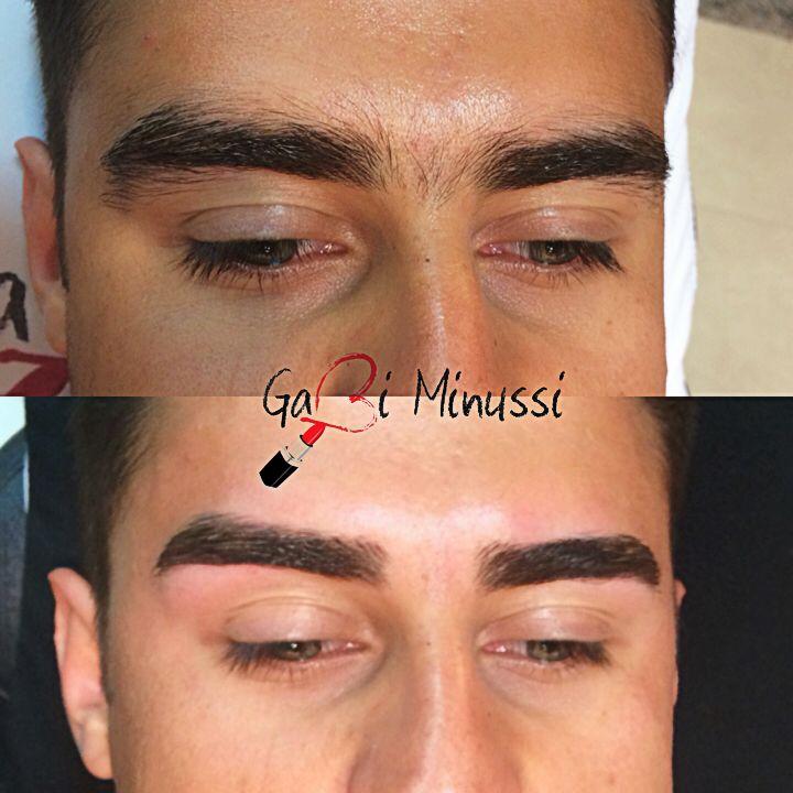 Excepcional Design Sobrancelhas Masculinas | Design de sobrancelhas masculinas  HC21