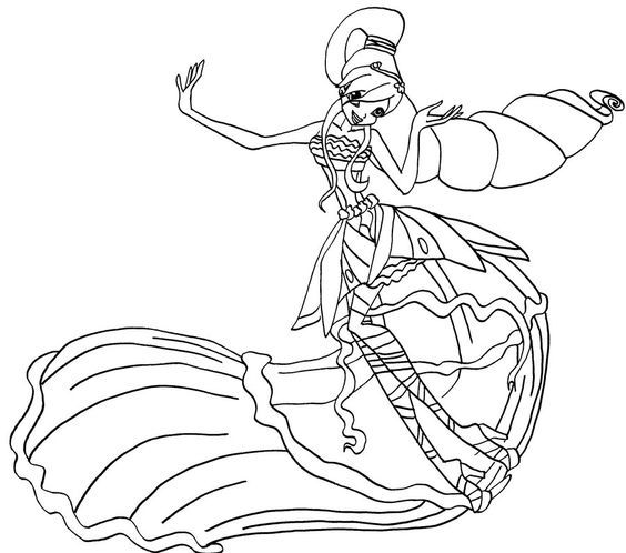 Discover Ideas About Winx Club Coloring Pages