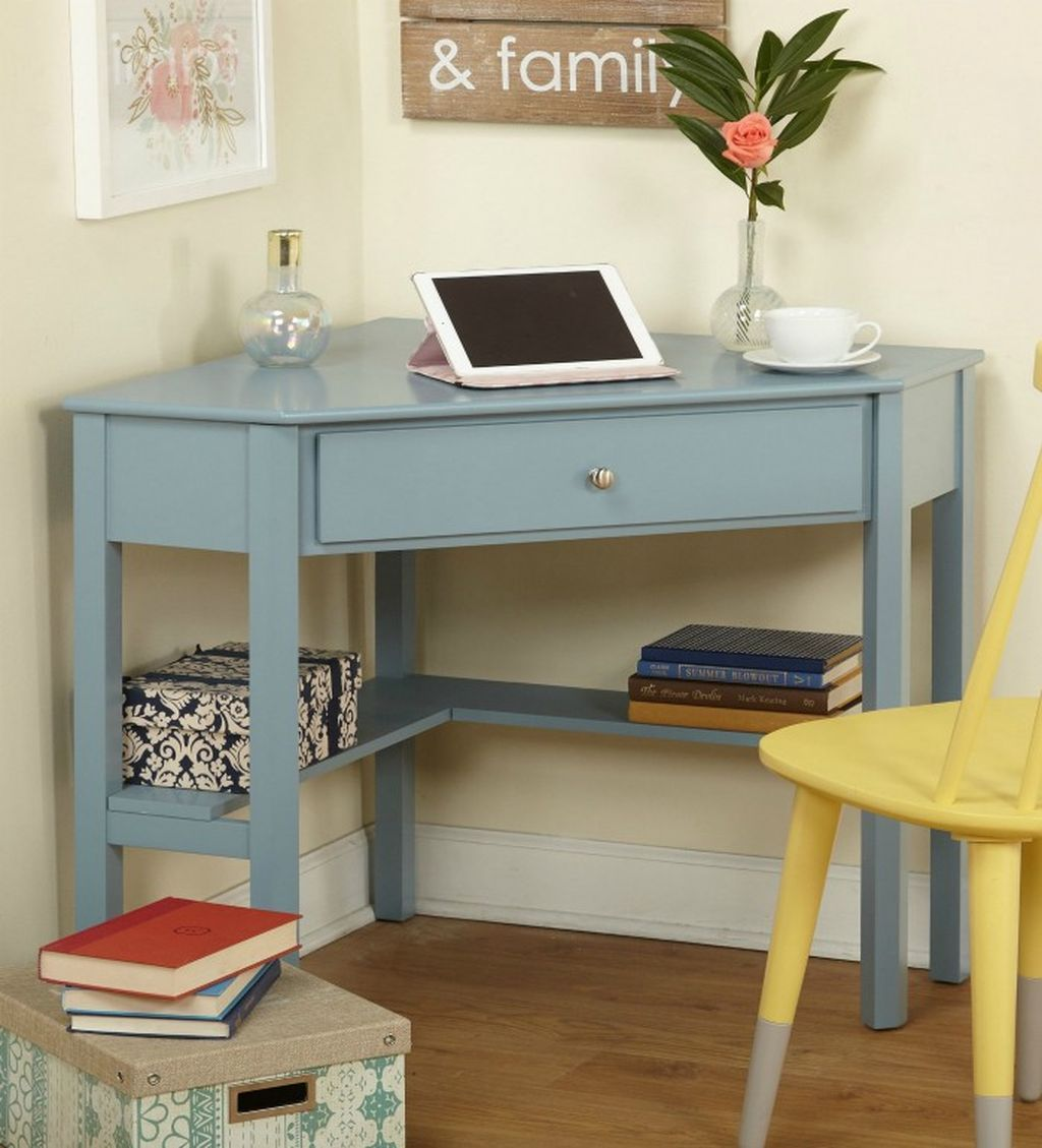 37 Brilliant Space Saving And Multifunctional Desk Design Ideas In