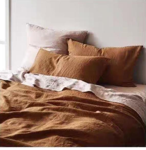 Linen Duvet Cover 100 Natural Stonewashed Linen Duvet Cover Etsy Bed Linens Luxury Bed Linen Design Black Bed Linen