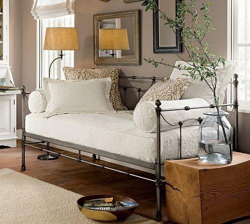 Seda y Nacar Decoración Pinterest Seda, Hierro y Camas - sillones para habitaciones