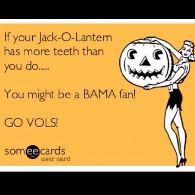 Funny Tennessee Vols | Heck yeah! VOL FOR LIFE!