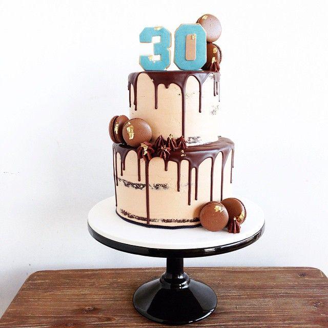 Pleasing Another 30Th Birthday Cake From This Weekend Sfsyd Birthday Funny Birthday Cards Online Elaedamsfinfo