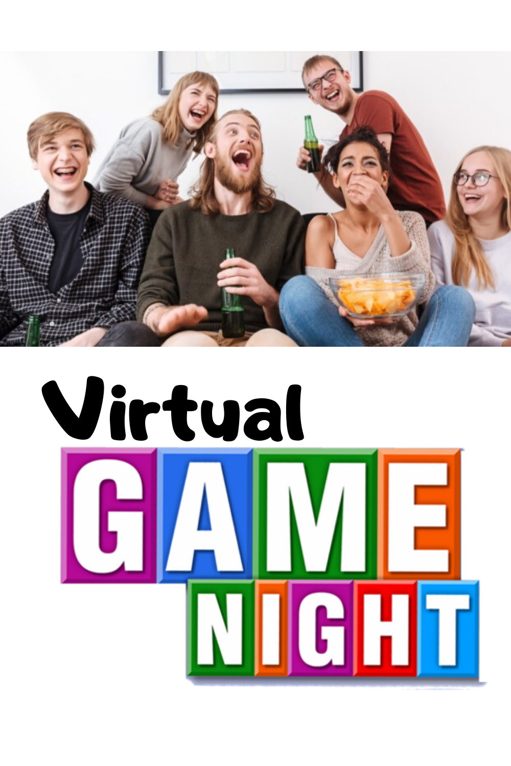 How to Host the Perfect Virtual Game Night! Are you