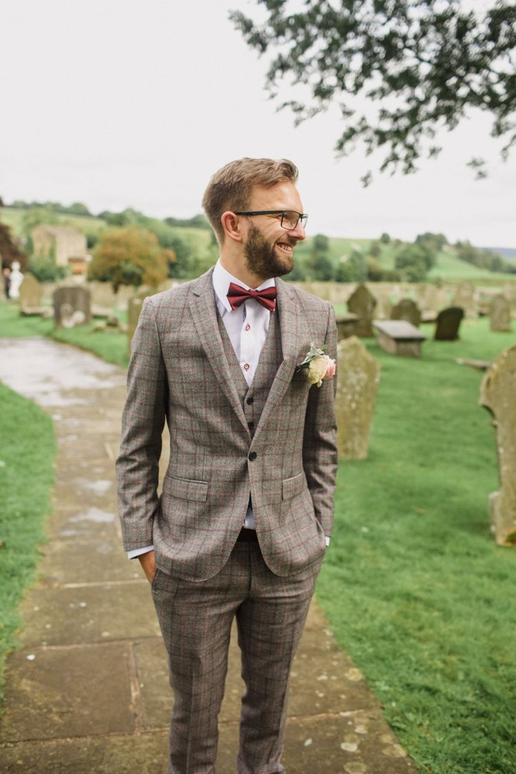 Summer Country Pastels Wedding | Wedding suits, Tweed