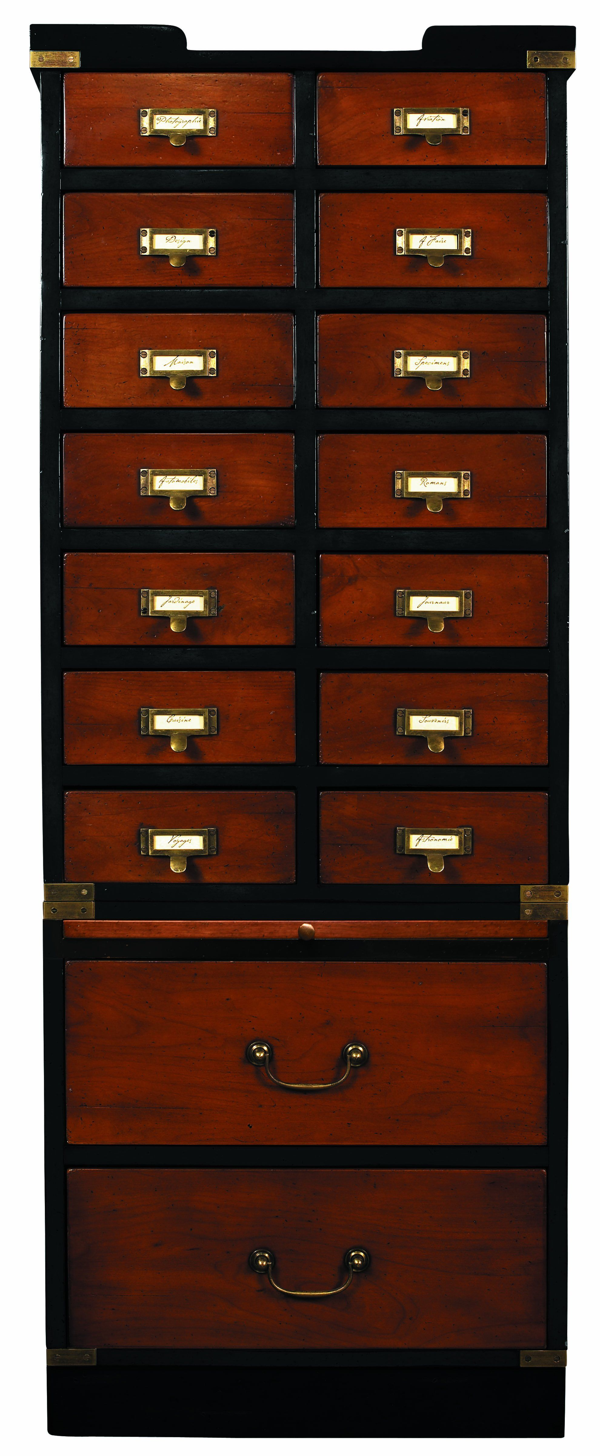 Collector s Cabinet II Drawers