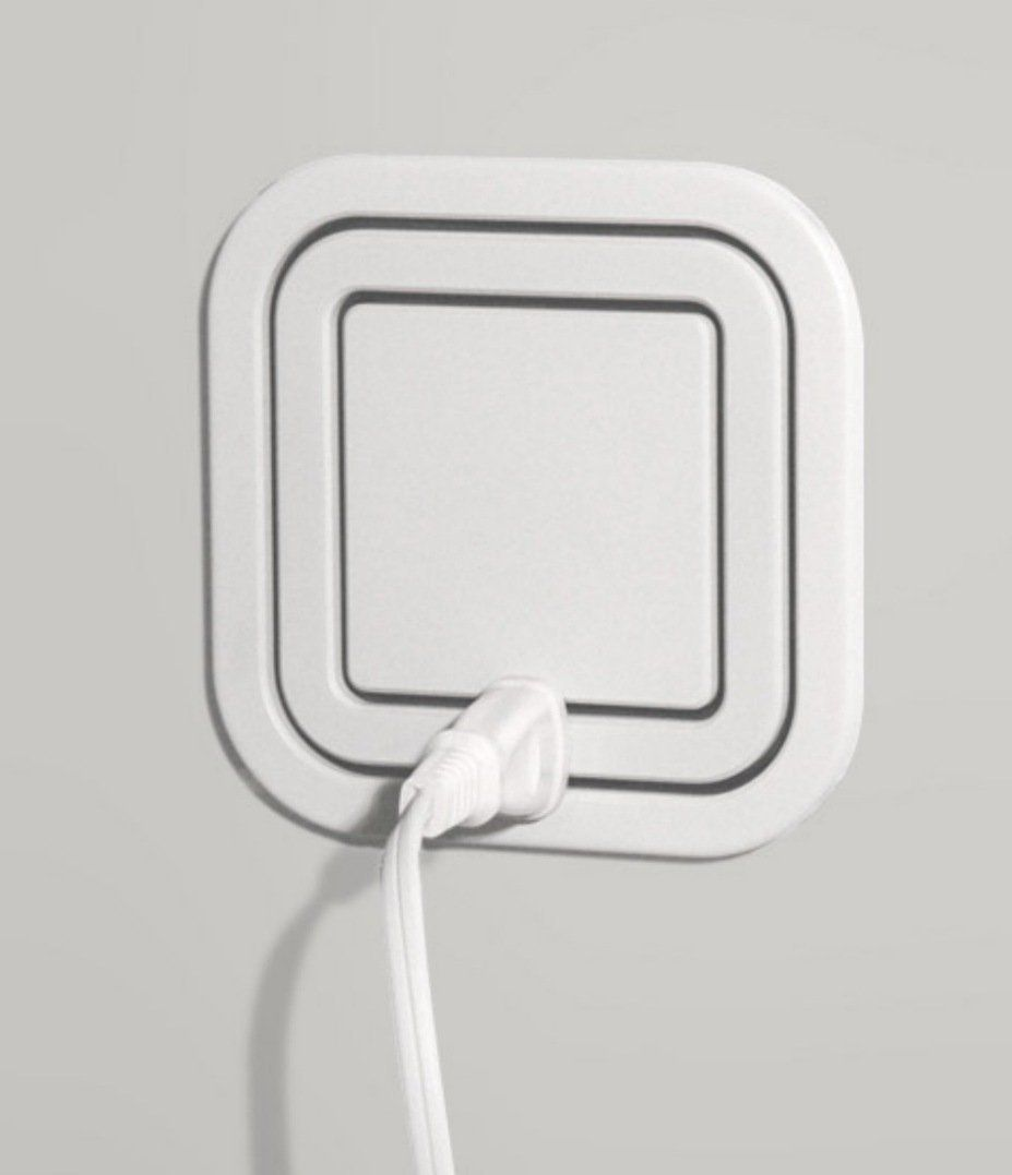 Node Power Outlet Allows Users to Plug In At Every Angle ...