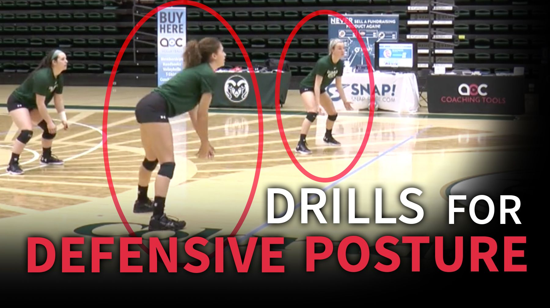 Two Drills For Developing Good Defensive Posture The Art Of Coaching Volleyball Coaching Volleyball Volleyball Training Kids Volleyball