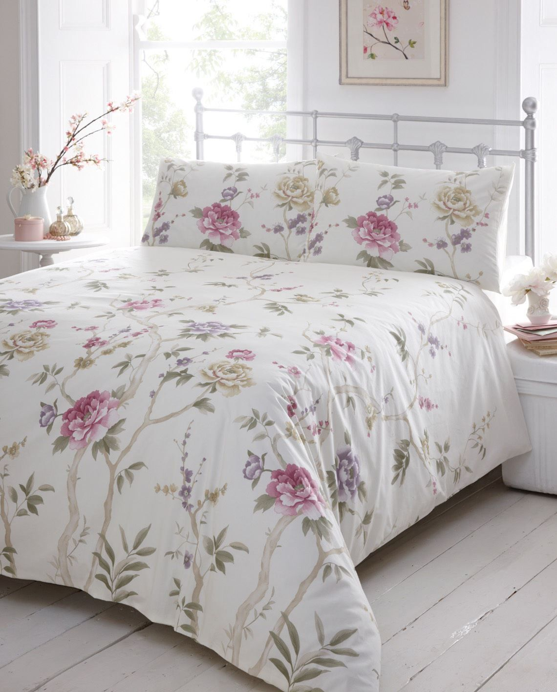 Dreams N Ds Mimi Heather Single Quilt Set From Our Duvet Covers Bedding Sets Range At Tesco Direct We Stock A Great Of Products