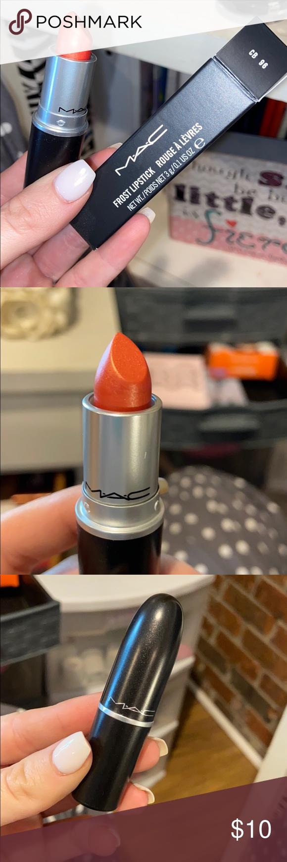 NIB MAC frost lipstick Brand new MAC frost lipstick in