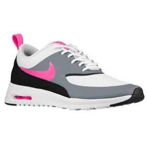 Nike Air Max Thea - Women's - White/Hyper Pink/Cool Grey/Black