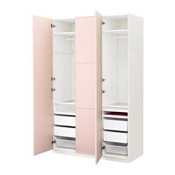 Inspirational Shop for wardrobe binations with doors at IKEA Choose from PAX system wardrobes with doors in a variety of shapes styles and colors