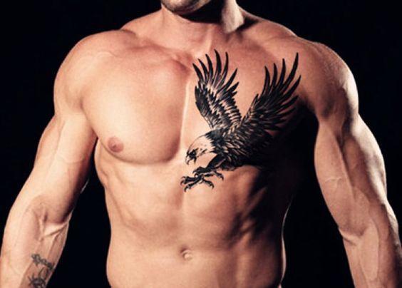 Eagle Tattoos For Men Eagle Tattoos Chest Tattoo Men Eagle Tattoo