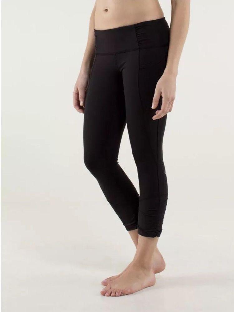 NEW Pearl Izumi Women/'s Aurora Splice 3 Quarter Tight Black #12211109 Size XL
