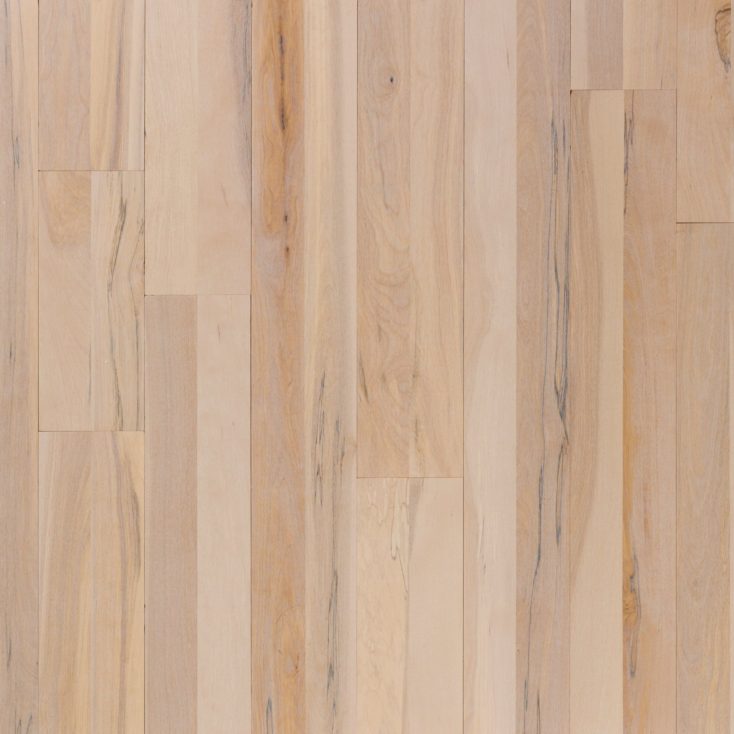Natural Oak Smooth Solid Hardwood In 2020 Hardwood Birch Floors