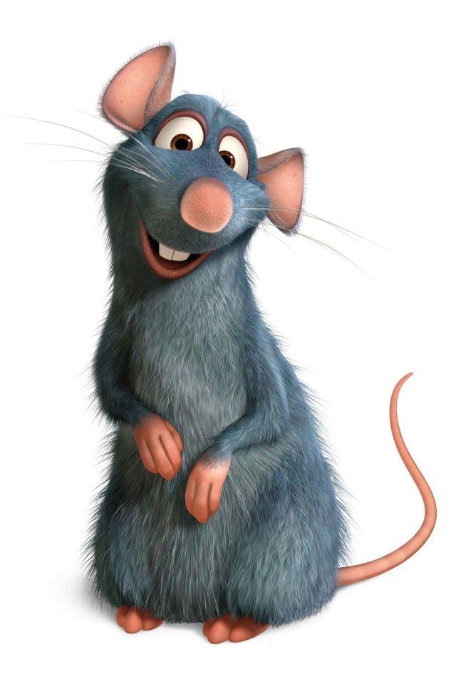 Rats Name In Ratatouille