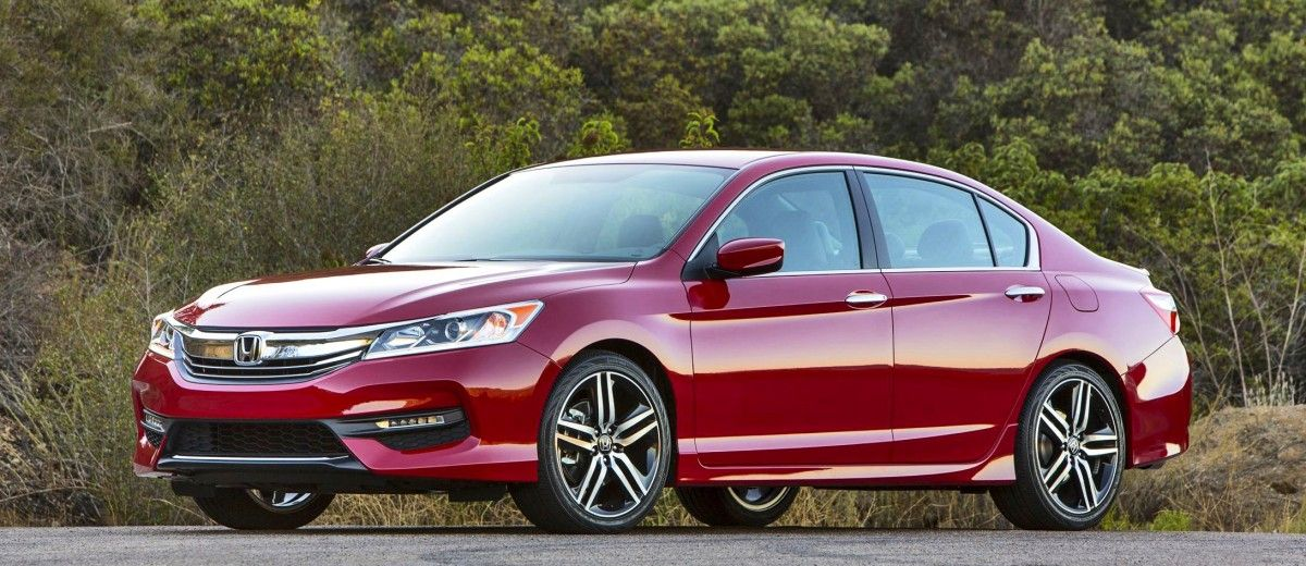 2016 Honda Accord SPORT in 120 New Pics + Animated CarPlay