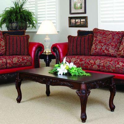 Best Astoria Grand Serta Upholstery Coffee Table Set Coffee 640 x 480