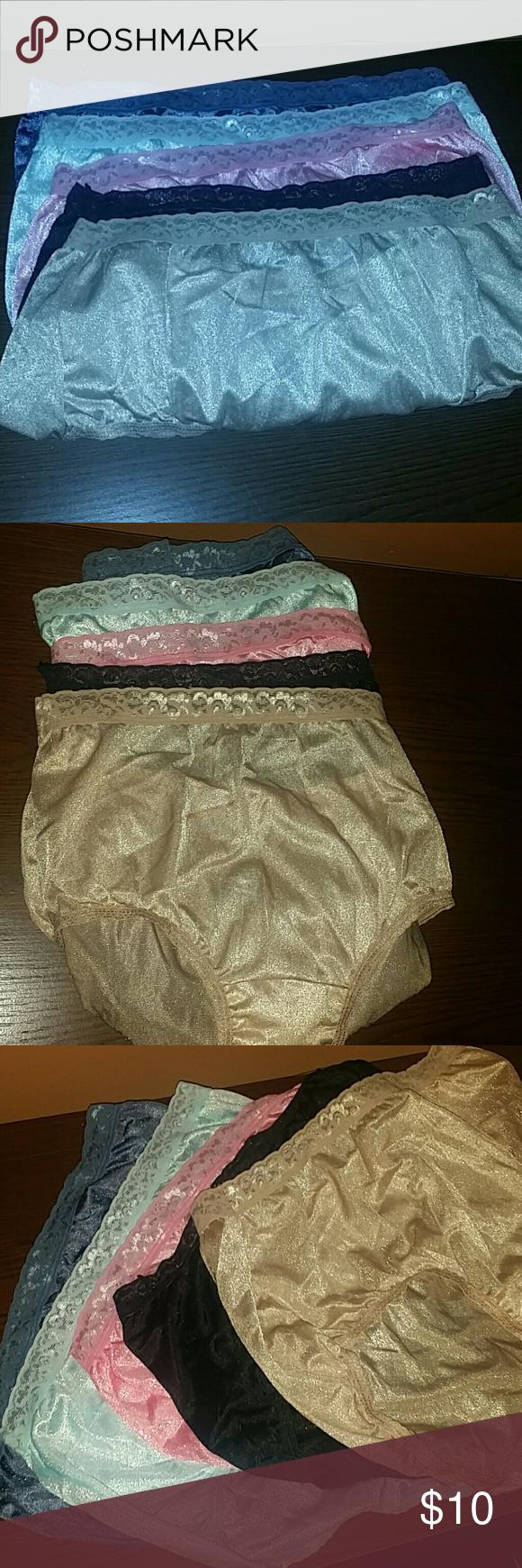 Hanes Panties Beige Pic