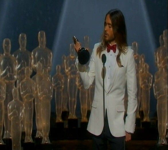 Jared Leto gana el Oscar al mejor actor secundario por 'Dallas buyers club' | 20minutos.es