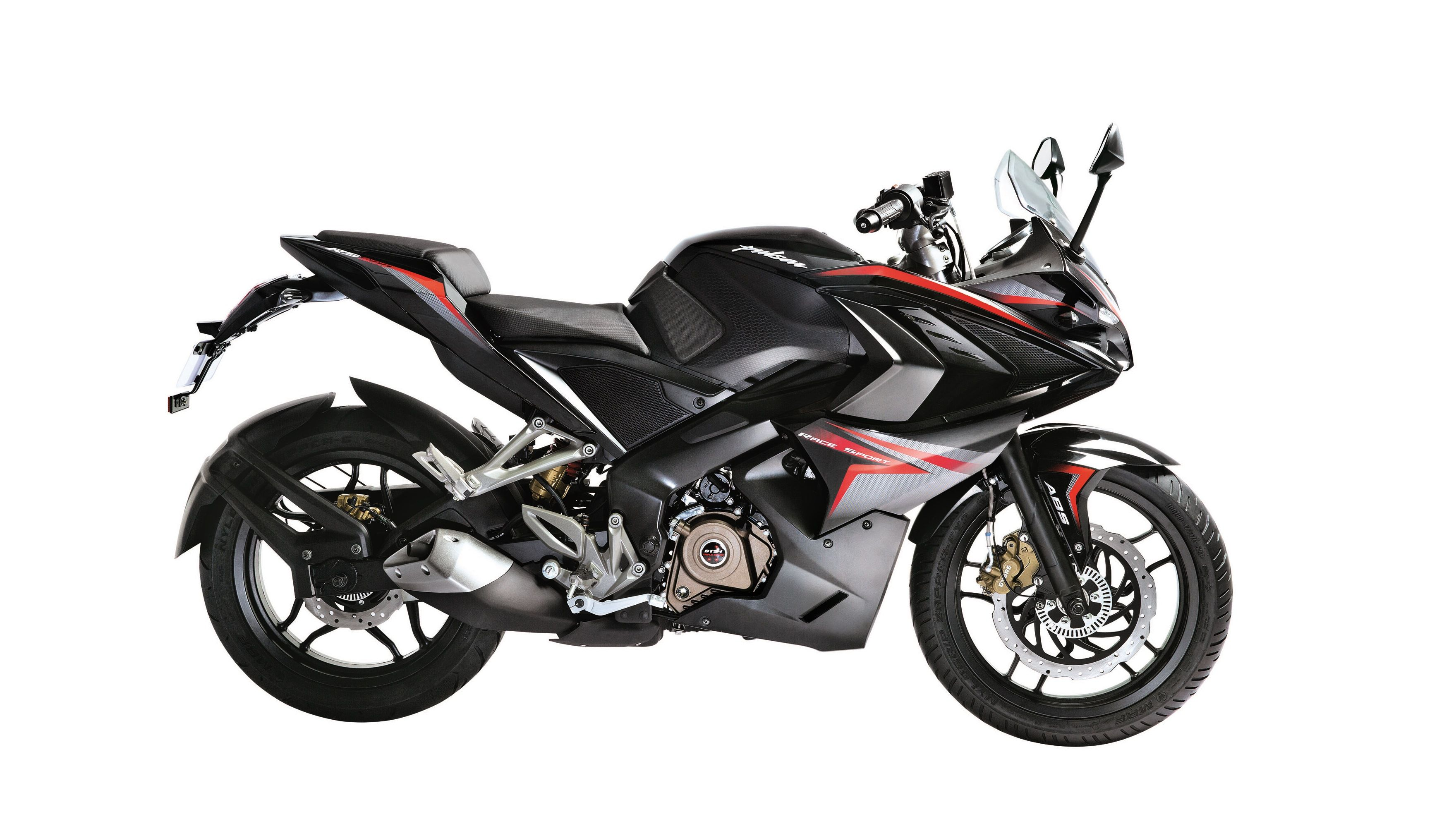 Your Favourite Pulsar Rs 200 Is Now Available In Black Color Too