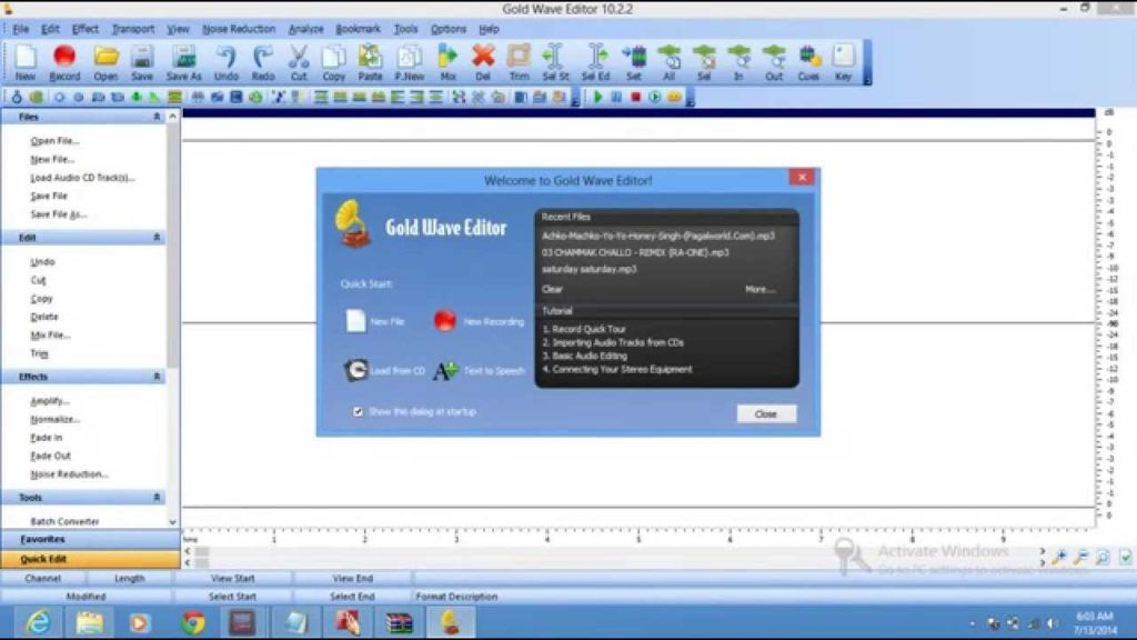 goldwave free download 32 bit