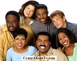 The Steve Harvey Show Cast Members Black Tv Shows Black Sitcoms