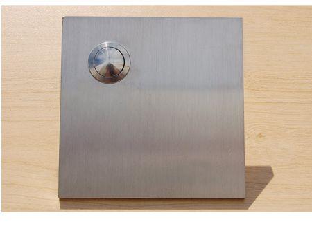 Modern doorbell 10 DIY project Doors Pinterest Doorbell