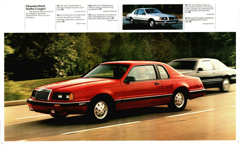 1984 Ford Thunderbird Turbo Coupe