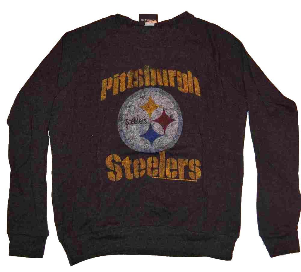 more photos 1b7f4 c50e8 Womens Junk Food Pittsburgh Steelers sweatshirt! Vintage ...