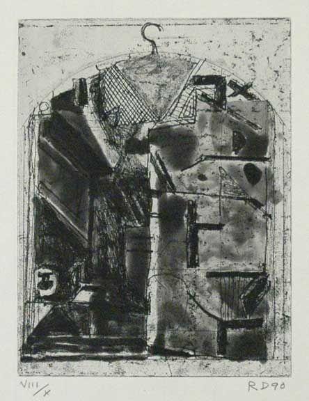 Richard Diebenkorn Etchings Arion Press Prints In 2019 Richard