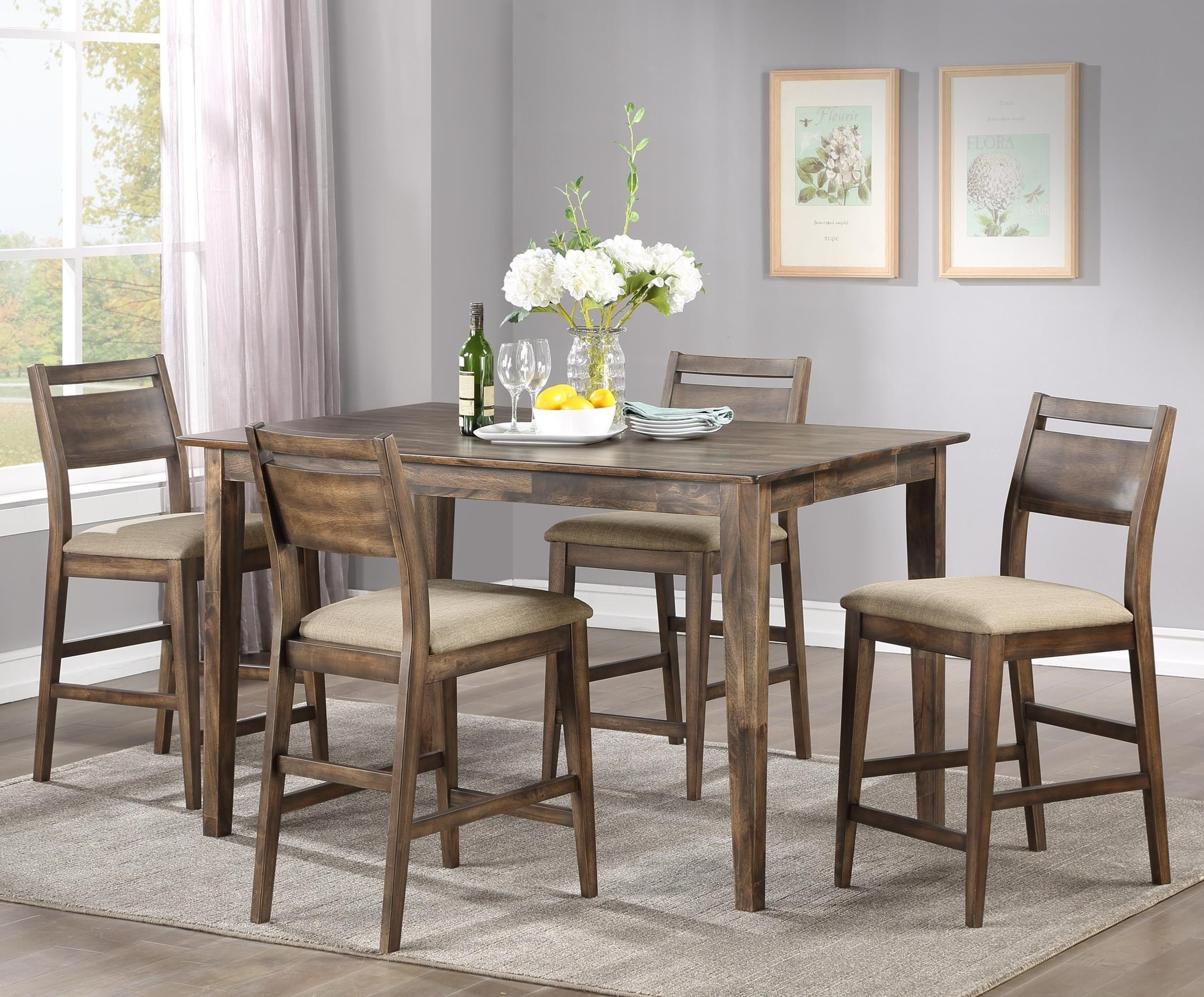 24+ Counter height dining table only Top