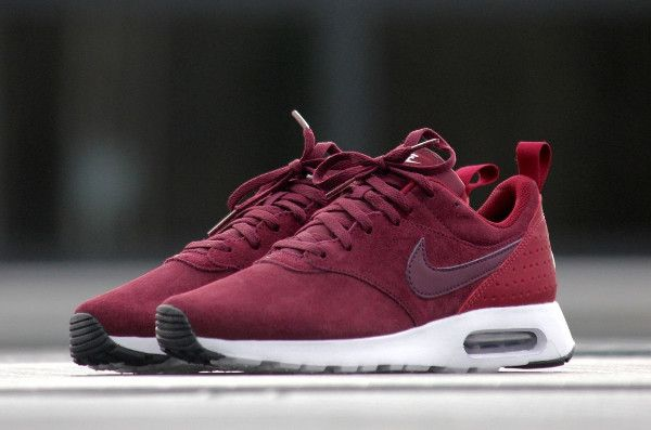 best loved 5b4f9 70300 Nike-Air-Max-Tavas-LTR-Night-Maroon-. http