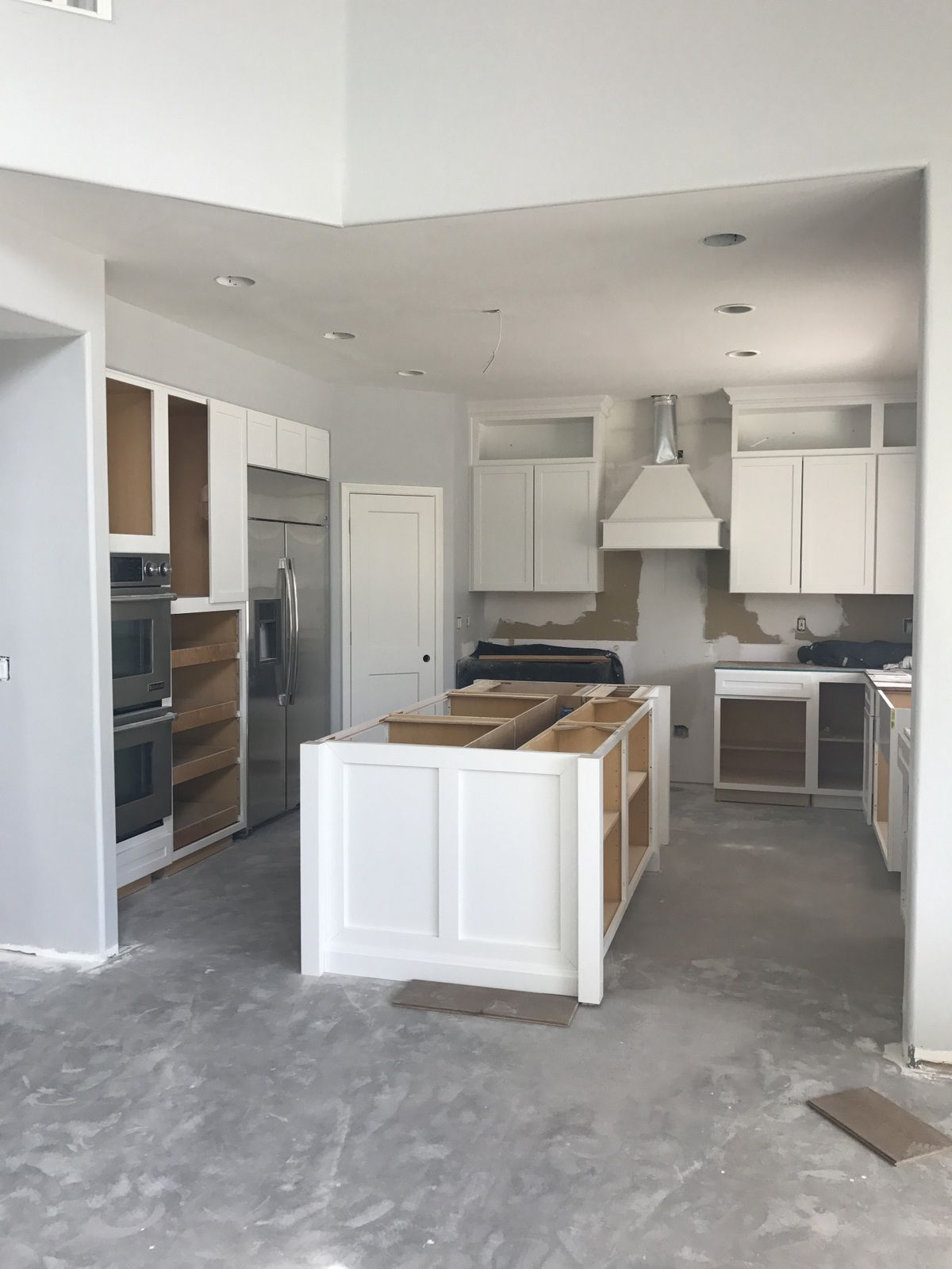 Best Kitchen Progress House Remodel Chapter 5 Kitchen Design 400 x 300