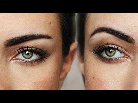 how to change the shape of your eyebrows without