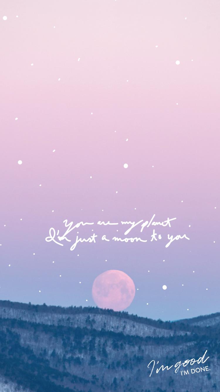 Bts Moon Wallpaper Lockscreen In 2020 Cute Wallpaper Backgrounds Kpop Wallpaper Bts Wallpaper