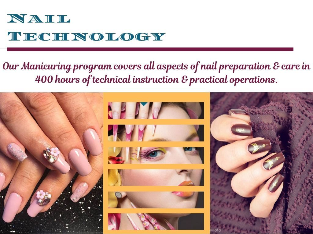 WBI offers potential career as a nail technician, product