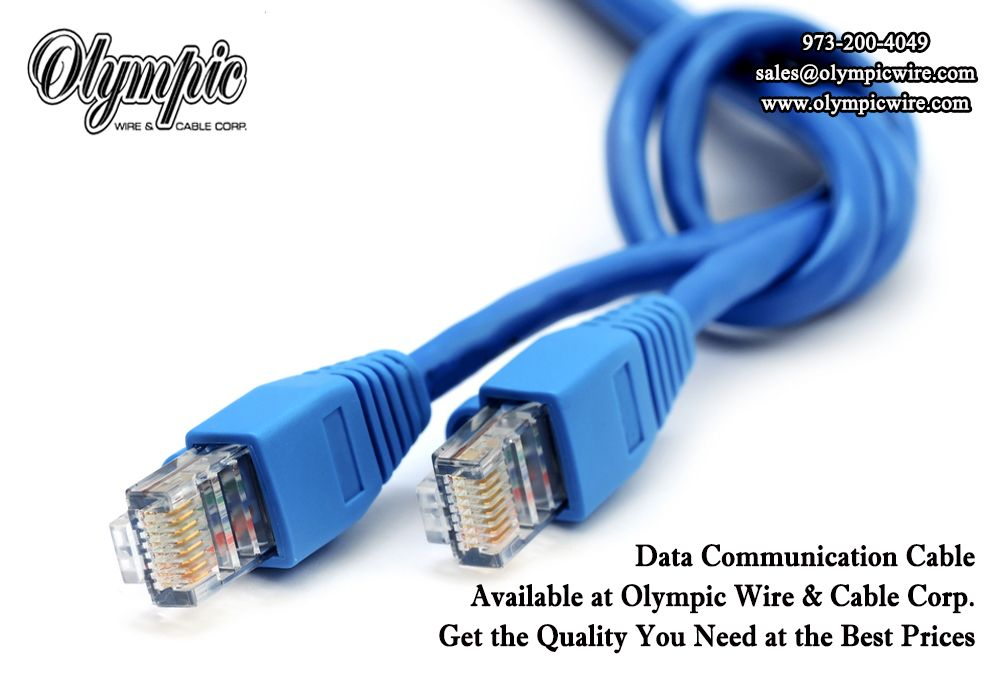 Olympic Wire | Data Communication Cable Available At Olympic Wire Cable Corp Get