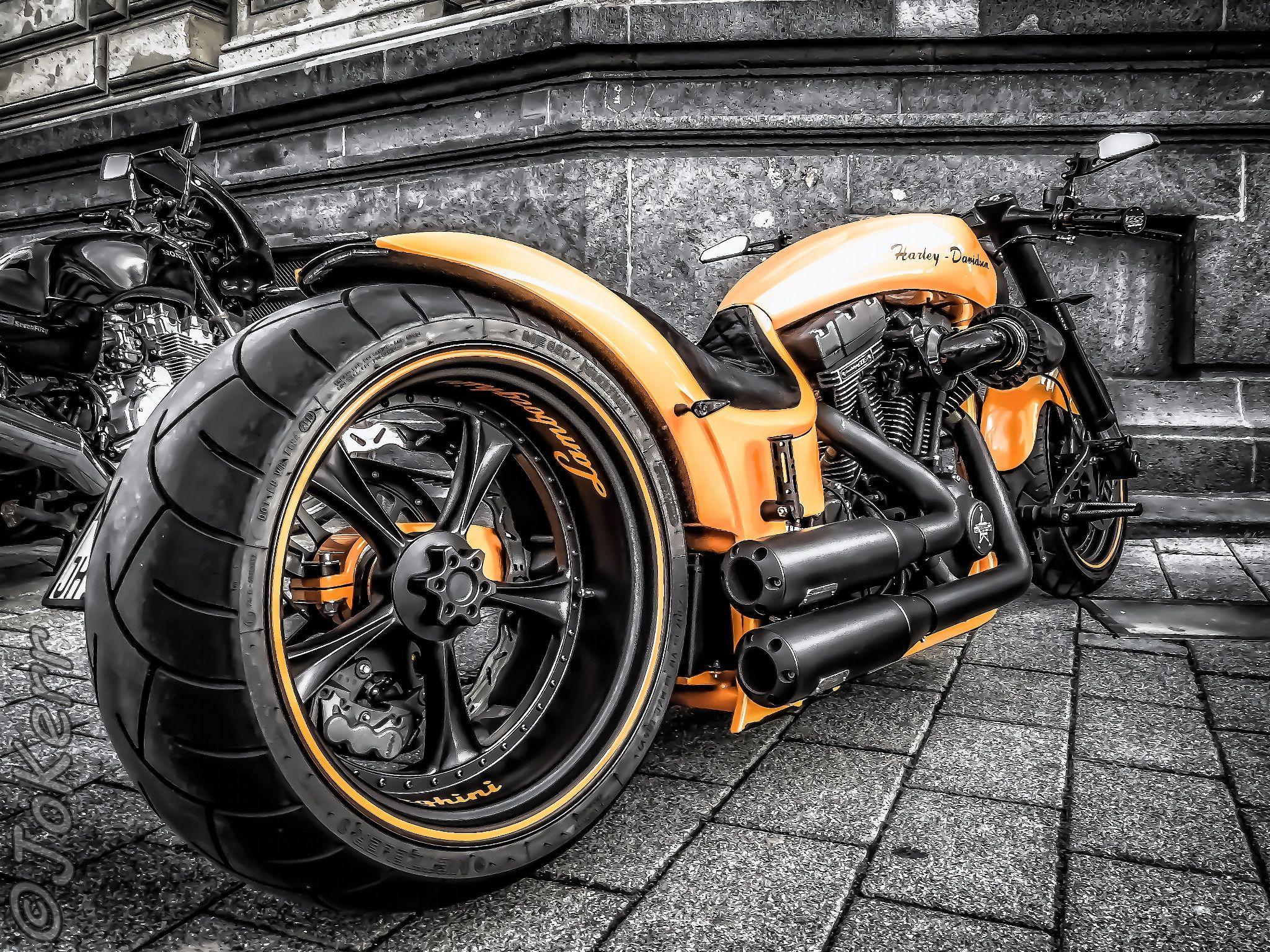 Photograph Harley Davidson RS Lambo by Jo Kerr on 500px