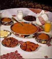 فطور رمضان مغربي Dinner Food Cooking