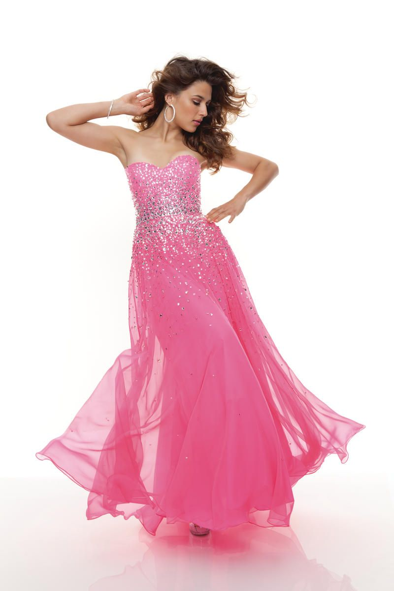 Vestidos para festa neon   Ball gowns and Gowns
