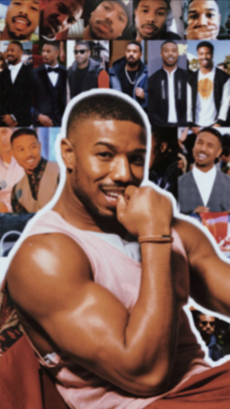 Wallpapers Wallpaperbackgrounds Wallpaperiphone Wallpaperideas Wallpapersforiphone Lockscreenwallpaper Lockscreen Mi In 2020 Michael B Jordan Michael Wallpaper