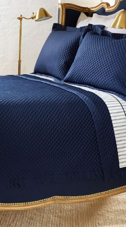 Ralph Lauren Home Polo Navy Wyatt Quilt