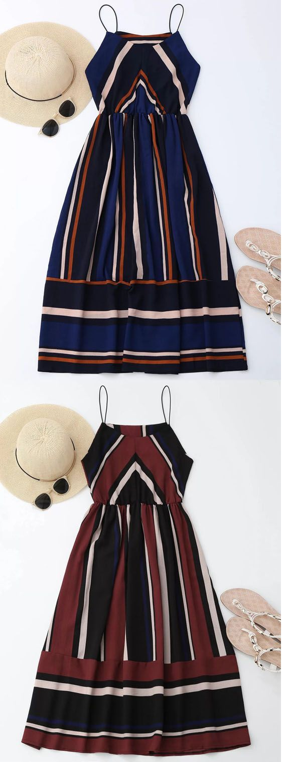 Next stop striped dress zafulmaxi dressesbohemian dresseslong