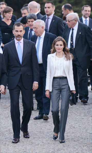 Princess Letizia - Spanish Royals Visit USA - Day 1