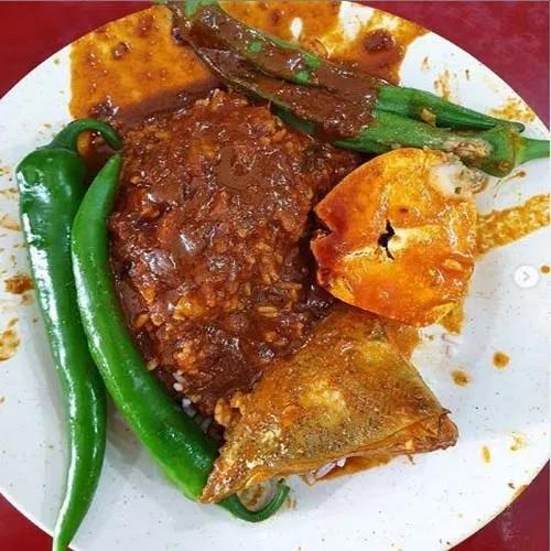 Visitors Love These Hidden Halal Restaurants In Penang Halal Recipes Pickled Mustard Greens Halal