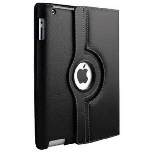 KPAD - BLACK - For The New iPad 3 & iPad 4th Generation 360 PU Leather Rotating Magnetic Smart Cover Case Wake/Sleep Feature (Will also fit the iPad 2) High Quality Case by KPAD. $12.99. THE NEW UPDATED CASES FOR THE NEW Ipad 3 / IPAD 4 Case is designed with duel layer protection. with hard plastic interior molding that fits perfectly to the back of the iPad 3 / Ipad 4 and premium quality synthetic leather in the exterior. The interior hard cover allows the iPad 3/iPad 4...