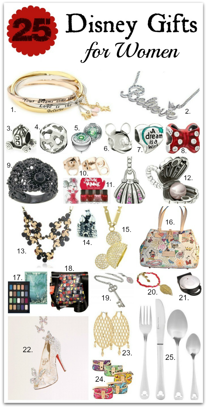 25 Disney Gifts For Women Best Of Divine Lifestyle Disney
